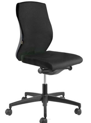 Krzesło biurowe Steifensand Ceto CT2450, z zagłówkiem, bez